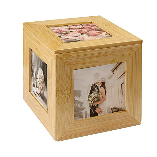 Cubo foto bambú | Cuadro cuadro imagen