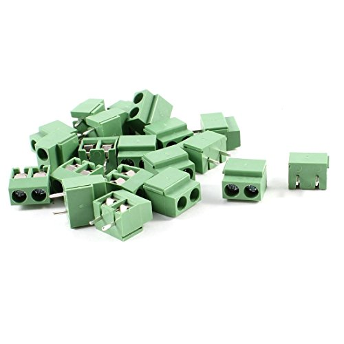 haobase-25pcs-2-pole-5mm-pitch-pcb-mount-screw-terminal-block-10a-300v