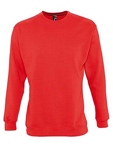 Sweatshirt Sol's Suprême rouge