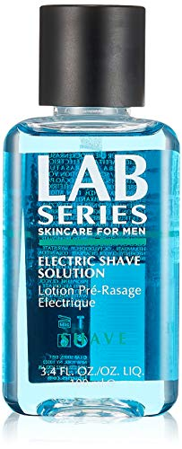 LABseries Skincare for Men homme/man, Electric Shave Solution, 1er Pack (1 x 100 ml) -