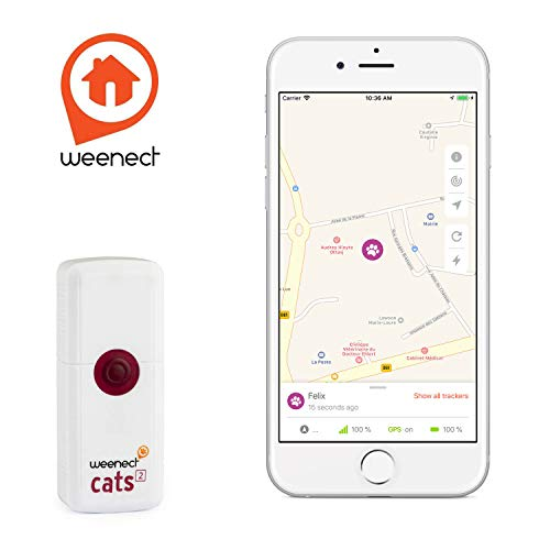 Traceur Weenect Cats 2