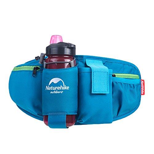 nihiug Taille Pack Pour Chien Promeneurs Sports De Plein Air Courir Poches Randonnée Alpinisme Bouteille D'eau Poches Multifonction