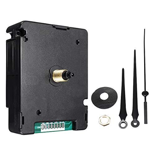 ock Stille Bewegung Ersatz Hand Kits Signal Atomic Radio Receiver Für Europa ()