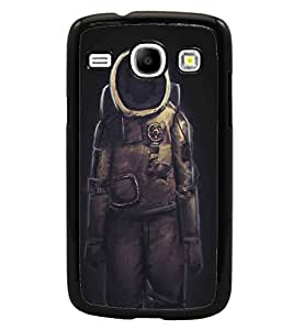 PRINTSWAG SPACE MAN Designer Back Cover Case for SAMSUNG GALAXY CORE i8262