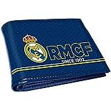 Real Madrid - Cartera  azul