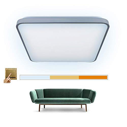 Lámpara LED de techo para salón