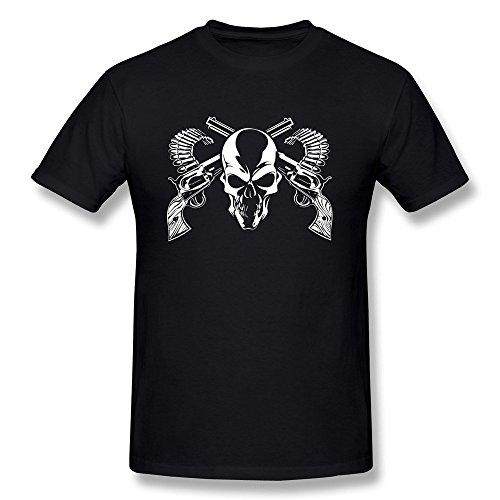 el-avance-de-la-montana-hombres-calavera-camiseta