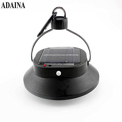 White, na : Bright Solar Camp Light Outdoor Waterproof 28 led Lighting System Lights Lamp For Travel Camping Or Phone Charging Power Bank