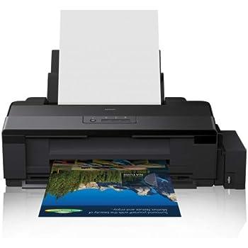 Epson L1800 Impresora de Inyección de Tinta, 5760 x 1440 PPP, A3, Negro