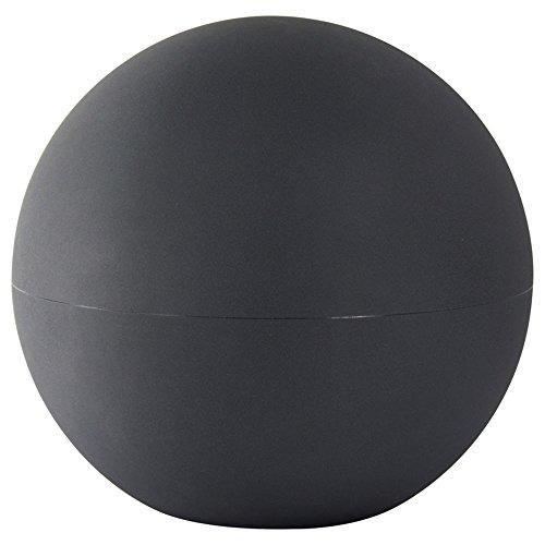 Galleria fotografica hydroflora 63003420 sfera decorativa Nicoli Eos, diametro 40 cm, altezza 37 cm, colore antracite opaco