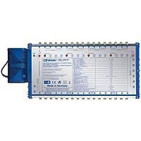 Spaun SMS 17089 NF 4 Sat System mit 16x Sat IF Signals