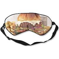 Bag Cheeseburger Lunch 99% Eyeshade Blinders Sleeping Eye Patch Eye Mask Blindfold For Travel Insomnia Meditation preisvergleich bei billige-tabletten.eu