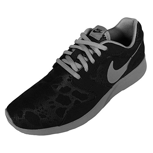Nike Kaishi Run Print Damen Sneakers Black-Grey