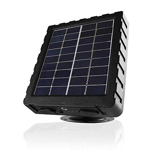 SECACAM Solar Ladegerät für Wildkameras und andere 12V Elektronik