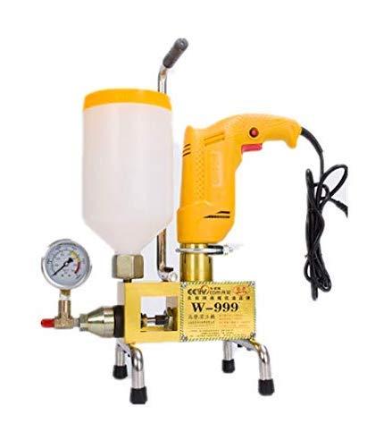 BAOSHISHAN W-999L Hochdruck-Fußbodenfugenmaschine 910 W für Betonrisse Leckage Reparatur in Wasser Pool Haus Dachverfugung Injektionspumpe Maschine