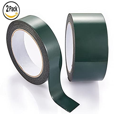 Black Double Side Foam Tape, Mounting Tape Foresight Extra Thick
