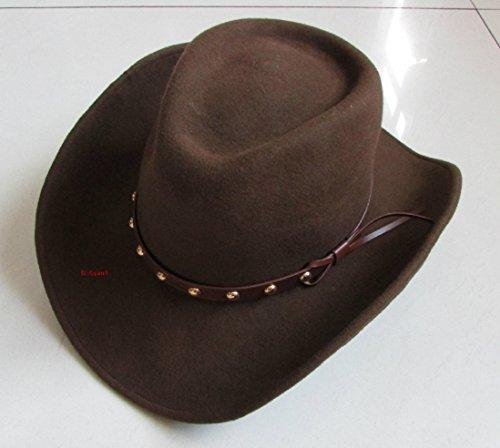 hoom-luxus-aus-reiner-wolle-cowboy-hut-hute-equestrian-wolle-gap-hut-100-schwarz-xl