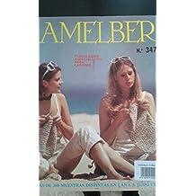 Amelber revista nº 347 más de 100 muestras en lana a todo color