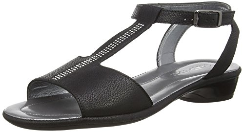 Rohde 5279, Sandales Femme Noir (90 Noir)