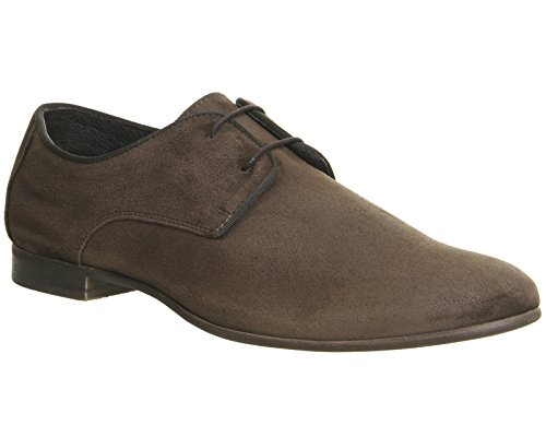 Ask The Missus, Sneaker uomo Chocolate Suede
