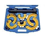 BGS 980 Set Federspanner für McPherson Federbeinsysteme inkl. 3 Paar Backen