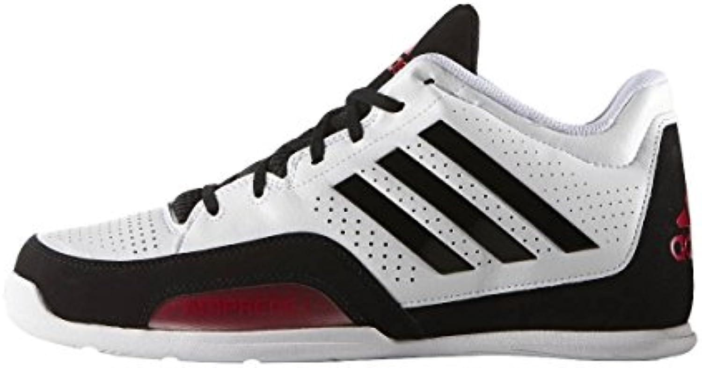 Adidas 3 Series 2015 - Zapatillas para Hombre, Color Blanco/Negro / Rojo -