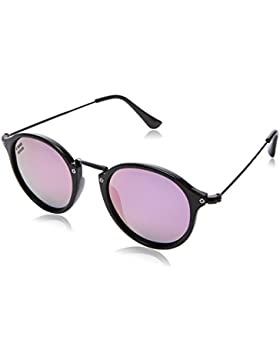 D. Franklin Roller, Gafas de Sol Unisex, Rosa, 49