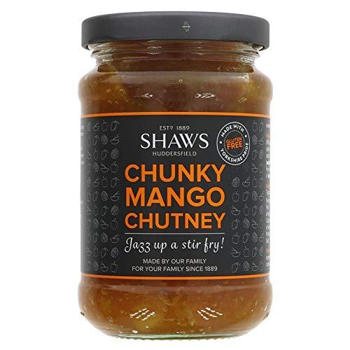 SHAWS | Mango Chutney - Chunky | 1 x 300g (DE)