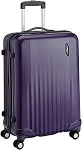 Skybags New York 72 Cm Spinner Trolley, Purple