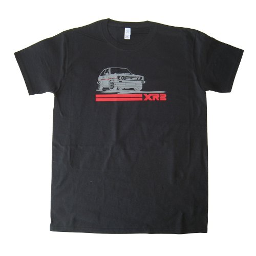 Men's Ford Fiesta XR2 T-Shirt - Sizes S to XXL