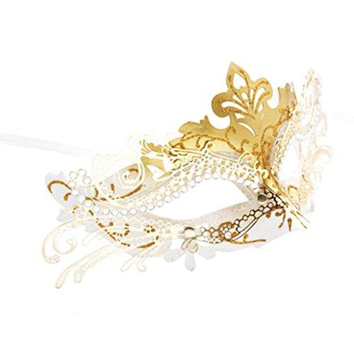 (Black Temptation Ball-Party-halbe Gesichtsmaske Kostüm Maske Prinzessin Maskerade Maske-A1)