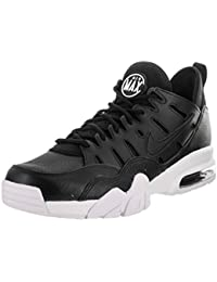NIKE Men s Air Trainer Max  94 Low Black Black White Training Shoe (9.5 d33280a5b