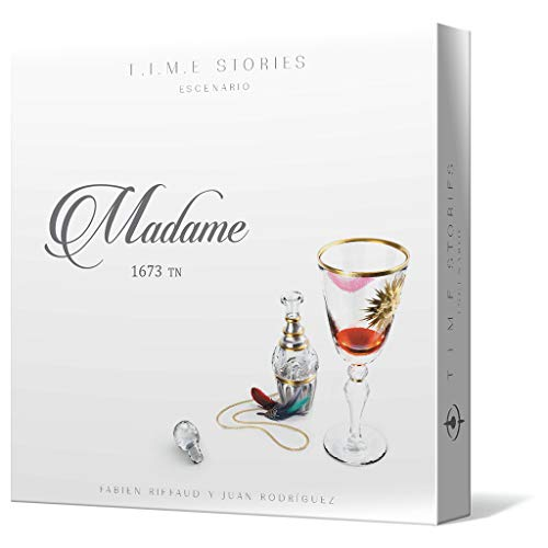 Asmodée- T.I.M.E Stories: Madame, Color (SCTS09ES)
