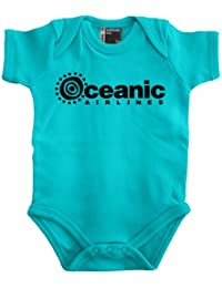 Oceanic Airlines - Lost Dharma Babybody 56 - 80 div. Farben