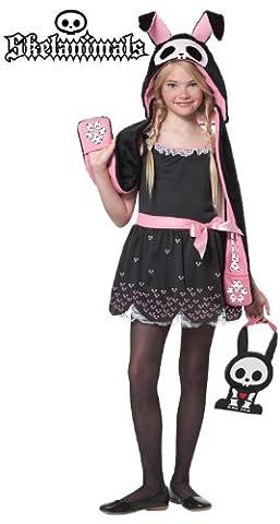 Skelanimals Jack The Rabbit Dress Costume Child Large 10-12