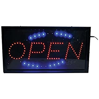 Altai Large LED Open Sign