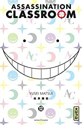 Assassination classroom, tome 12