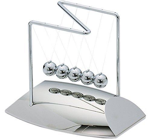 all Z-Form Kugelstoßpendel/Newtonpendel Kugelspiel mit Sockel (Balance Mobile)