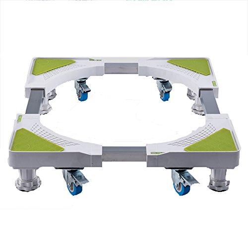 Multifunktionale Bewegliche Base Case Roller Dolly Für Waschmaschine Trockner Und Kühlschrank Stumm Lager 1000 Kg