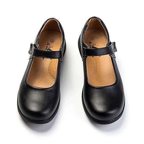DuHLi Lolita Japanischen Stil Frauen Schuhe Schüler Uniform Schuhe Mädchen Cosplay Mary Janes Cosplay Schuhe Größe,36 (Mädchen Mary Janes Schuhe)