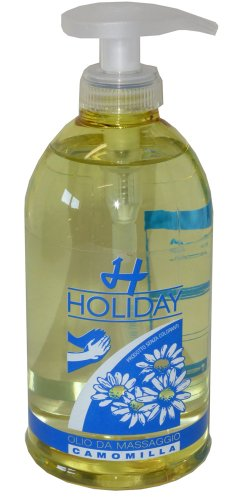 Nachbehandlung Kamille Öl Massage 500ml