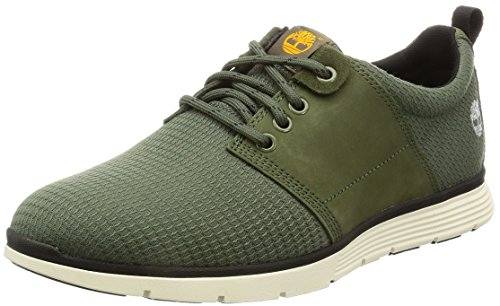 Timberland Killington Ox Blackout Full-Grain CA15AL, Basket Olive