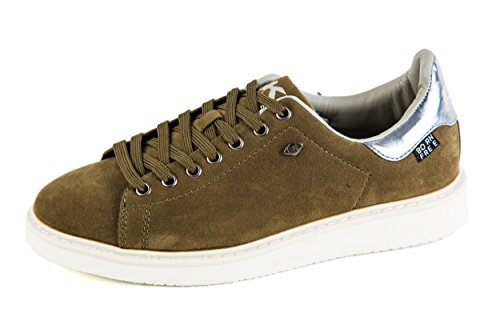 Britannique Knights Sneaker Donna Verde Verde 37 Verde