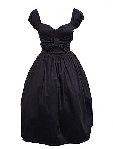 Cemavin Robe de lolita classique Coton Taille Empire