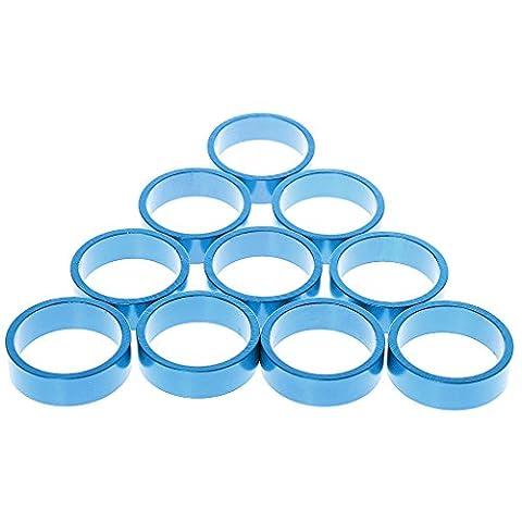 10pcs Alliage d'aluminium Entretoise 1-1/8