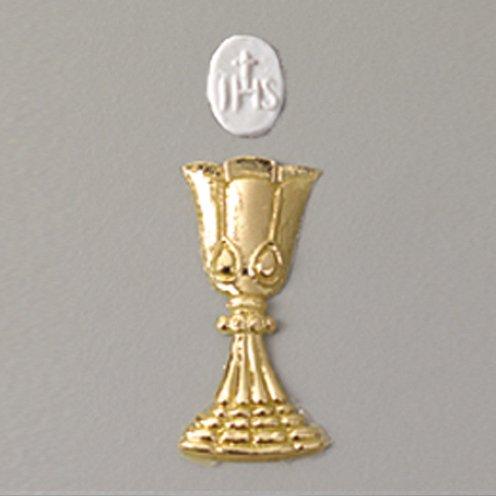 "efco ""Kelch Wachs Dekoration, Gold Brilliant, 44x 14mm"