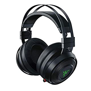 Razer Nari - Wired/Wireless Gaming Headset with THX Spatial Audio, Cooling Gel Cushion, 2.4 GHz Wireless Audio & Microphone with Game/Chat Balance (B07G1Y2K5F) | Amazon price tracker / tracking, Amazon price history charts, Amazon price watches, Amazon price drop alerts