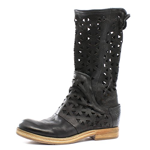 A.S.98 Bottes Vertical 818332-101 Nero Airstep as98 Nero