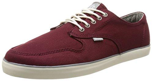 Element Topaz, Chaussures de skateboard homme Rouge (Rouge Brique)