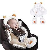 Inchant bébé Chef de soutien du corps pour les sièges d'auto et poussettes, 2-in-1...